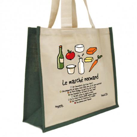 Sac Le Marché Normand