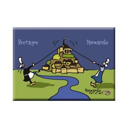 Magnet Bretagne Normandie
