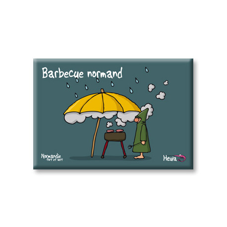 Magnet Barbecue