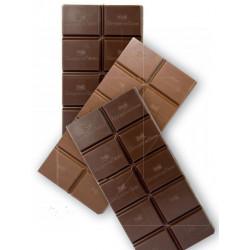 Tablette Chocolat Noir Sans Sucre 99% - 80g