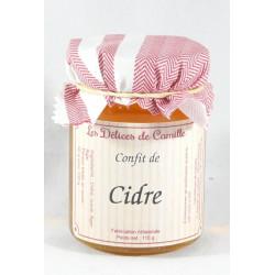 Confit de Cidre au Calvados - Pot de 110g