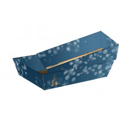 Corbeille Carton Bleue Alaska