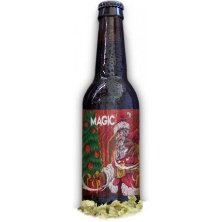 Bière BIO de Noël - Adoration - 33cL