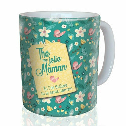 "Mug ""Thé la Jolie Maman"""