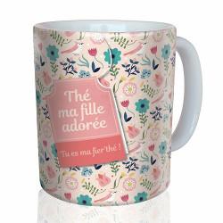 """Mug """"Thé La Femme Parfaite"""""""