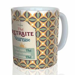 "Mug ""Retraite Heureuse"""
