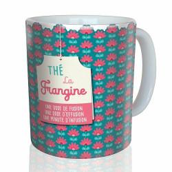 """Mug """"Thé la Frangine"""""""