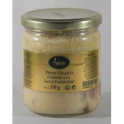 Le Cou de Canard Farci au Foie Gras de Canard (20% de Foie Gras) - boîte 300 g