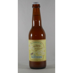 """Bière Blonde éphémère """"Reine des prés"""" Trotteuse 33cL"""