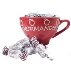 Mug (dessin Vache) + 150g Caramels Isigny