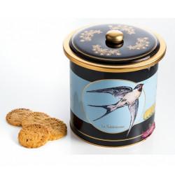 Seau Hirondelle - Sablés Nature et Caramel - 250g