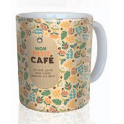 "Mug ""Mon petit Café"""