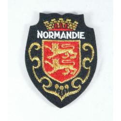 """Ecusson à Broder """"Normandie"""""""
