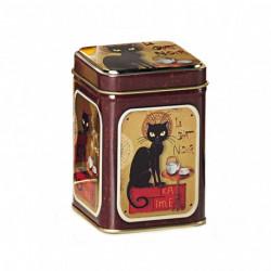 Boite à thé - Le Chat Noir