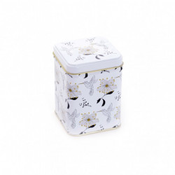 Infuseur à thé - chat blanc