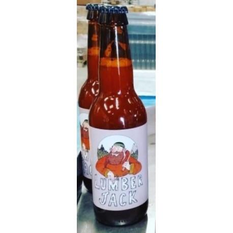 Bière Ambrée Bio Lamber Jack - 33cL