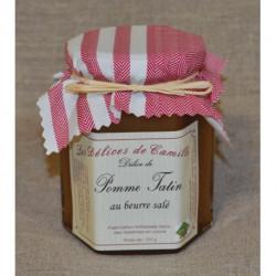 Délice de Pomme Tatin au beurre salé - Pot de 310g