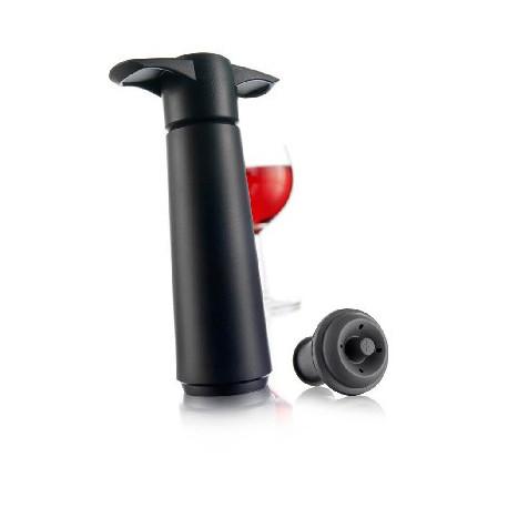 Pompe à Vin + 2 bouchons