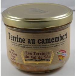 Terrine au camembert de Normandie - Bocal de 190g